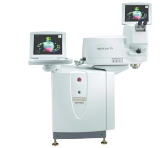 美国Intralase IFS150飞秒激光近视手术系统